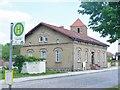 UUT7797 : Ahrensdorf - Gemeindehaus (Parish House) von Colin Smith