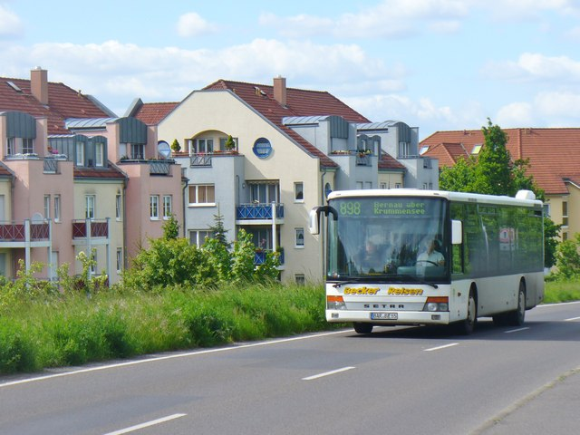 Seefeld - Bus Nach Bernau (Bus to Bernau)