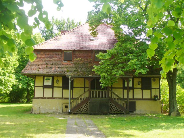 Potsdam - Jagdschloss Stern - Kastellanhaus ('Star Hunting Lodge' - Knight's House)