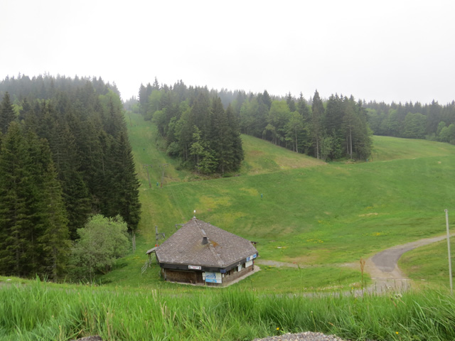 Skilift Notchrei (Ski lift station Notchrei)