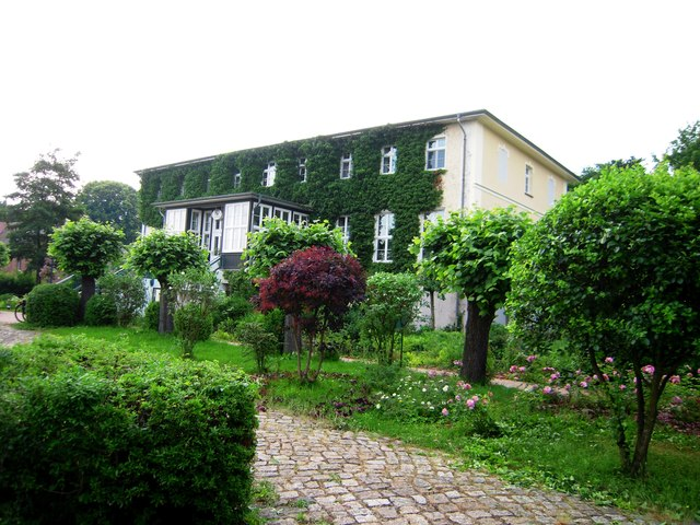 Hotel Altes Gutshaus in Neupetershain Nord