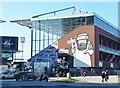 UNE6434 : Millerntor-Stadion - Osttribune (Millerntor Stadium - East Stand) von Colin Smith