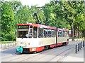 UVT6998 : Frankfurt (Oder) - Tram von Colin Smith