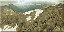 Großer Wilder (Nordgipfel): Gipfel-Panorama