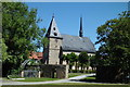 UNB0833 : Kirche, Neustadt (Church, Neustadt) by Alpin Stewart