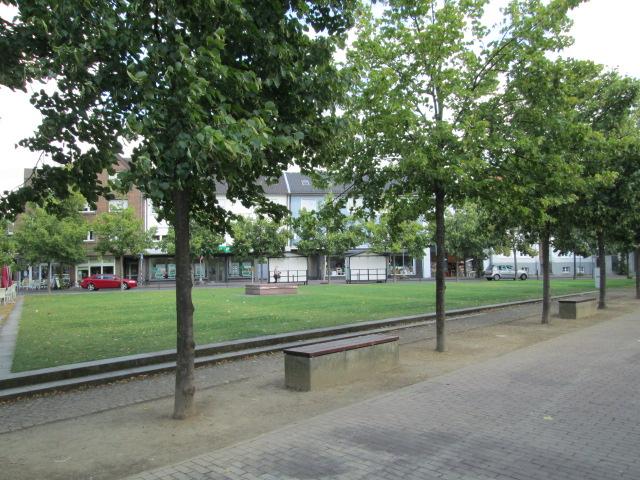 Dreiecksplatz Gütersloh