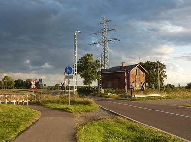 UQC0640 : B187a Bahnübergang bei Porst von Heiko Kaiser