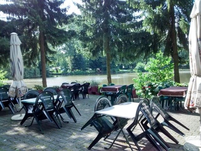 Biergarten Der Gaststatte Am Kreuzweiher Mgrs 32upv5493 Geograph Deutschland