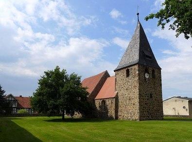 UPD3651 : Wallstawe - St. Katharina Kirche von Oxfordian Kissuth