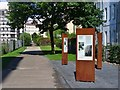 UUU9122 : Berlin - Mauerweg (Berlin Wall Path) von Colin Smith