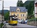 UVS4141 : Bad Schandau - Tram von Colin Smith