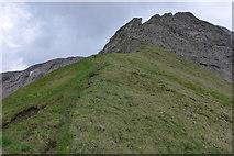Großer Wilder: Nordgrat