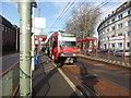 ULB4399 : Tram at Platenenhof von Robert Harvey