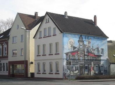 UMC5650 : Gütersloh, Wandbild an der Barkeystraße von Michael W