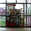 UND8186 : Amelinghausen - Kirchenfenster von Oxfordian Kissuth