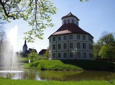 UNV3325 : Oppenweiler, Rathaus by K-H Lipp