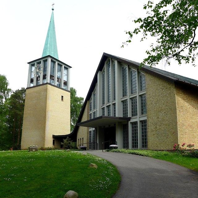 Tymmo Kirche Lütjensee