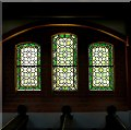 UNE0950 : Warstade - Kirchenfenster von Oxfordian Kissuth