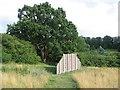 UPE0466 : Hamberge - Kletterwand am Ufer der Trave von gps-for-five