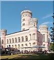 UVA1026 : Jagdschloss, Ostseebad Binz von Julian Osley