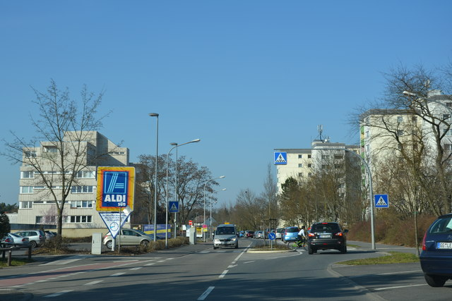 Discounter in Walldorf
