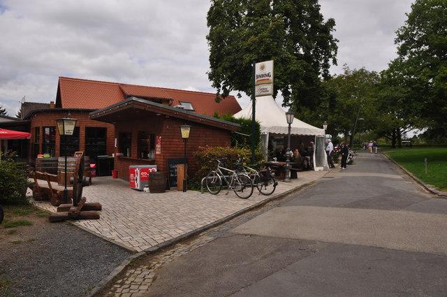 Frankfurt am Main : Lohrberg-Schänke:: MGRS 32UMA8055 :: Geograph ...