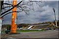 UMA7622 : Darmstadt Stadion am Böllenfalltor von Klaus G