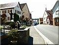 UPA5306 : Die Dobenreuther Straße in Dobenreuth by Günter G