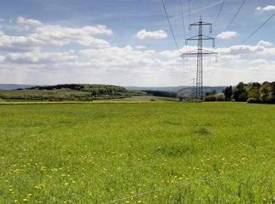 ULA2312 : Landschaft bei Trier-Herresthal von Paul L