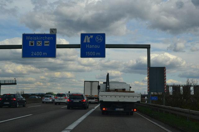 Stau Hanau