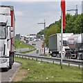 """UNU0298 : Autobahnraststätte """"Sindelfinger Wald"""" von Andreas Gmelin-Rewiako"""