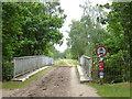 UND5486 : Schneverdingen - Brücke by Christian K