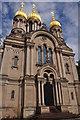 UMA4549 : Wiesbaden : Russisch-Orthodoxe Kirche der heiligen Elisabeth by Lewis Clarke