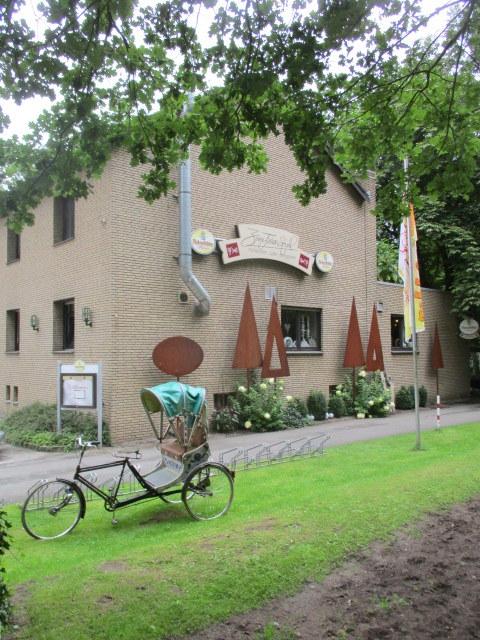 Mastholte, Restaurant Zum freien Stuhl:: MGRS 32UMC5830