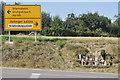 UMV9619 : An der L 1125 von Vaihingen nach Aurich von Andreas Gmelin-Rewiako