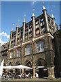 UPE1069 : Rathaus mit den Niederegger Arkadencafé von Sebastian und Kari