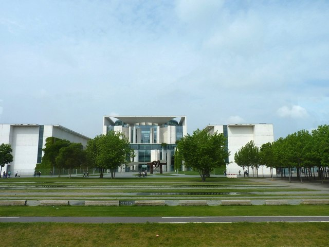 Bundeskanzleramt (Office of the German Chancellor)
