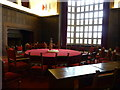 UUU6809 : Conference room in Cecilienhof Palace von James Allan