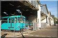 UMA7754 : Frankfurt/Main Schwabstr. altes Straßenbahn-Depot Eckenheim von Klaus G