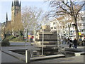 UMC8229 : Paderborn, Brunnen am Westerntor by Michael W