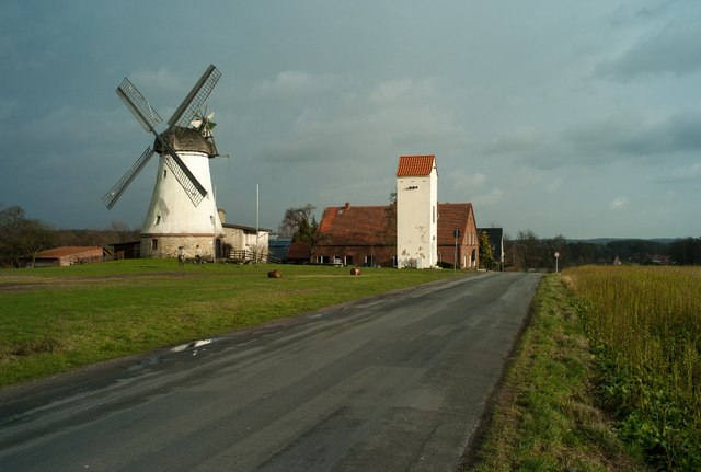Wallenhorst - Windmühle Lechtingen