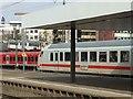 UMV6180 : Mannheim Hauptbahnhof - Drei Zuggattungen von gps-for-five