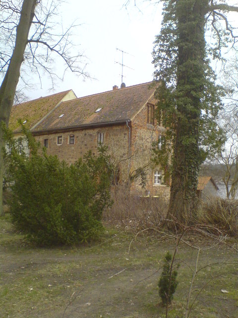 Ehemalige Klosterschule in Lindow (Mark) (Former schoolhouse of the Lindow convent)
