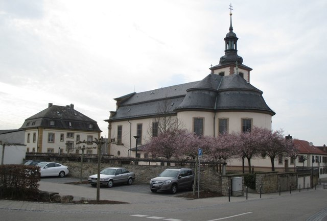 Ubstadt: Kirche St. Andreas