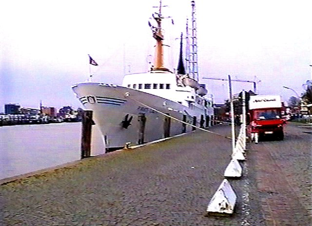 Cuxhaven - First Lady