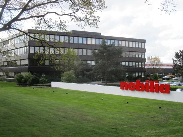Verl, Bürogebäude Nobilia Küchen:: MGRS 32UMC6249 :: Geograph ...