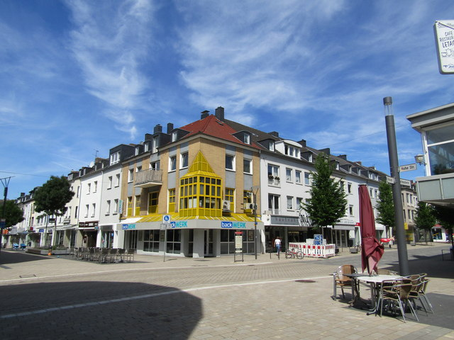 Wesel - Stadtzentrum (City Centre)
