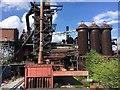 ULC4505 : Landschaftspark Duisburg Nord - Stillgelegter Hochofen 2 und Cowper von gps-for-five