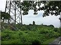 ULB6057 : Leverkusen Kuppersteg - Hochspannungsmast am Silbersee von gps-for-five