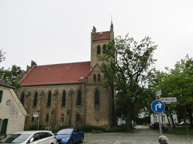 Berlin-Marzahn - Dorfkirche (Village Church)